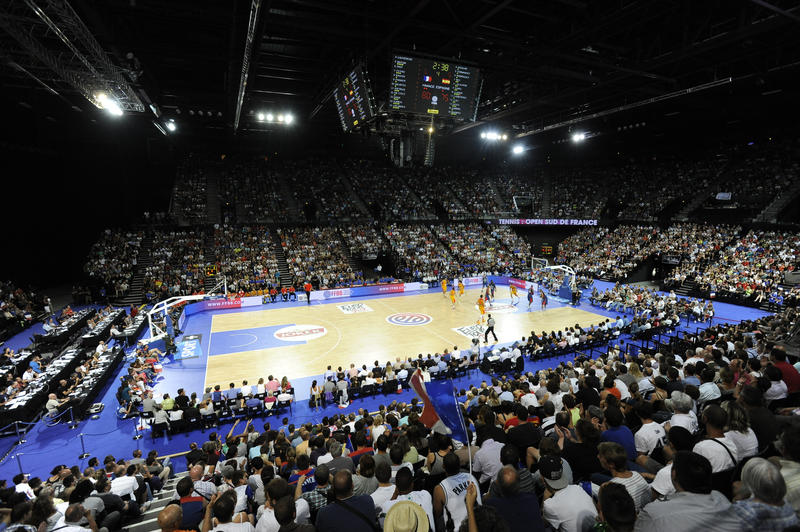 Arena Montpellier Cube Video 4