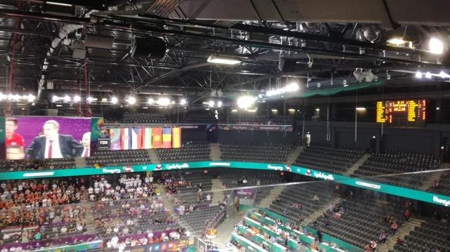 Bodet Eurobasket 2017 Cluj Roumanie