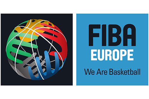 Logo european basketball frauen