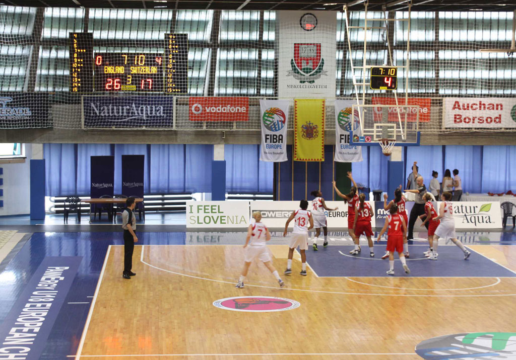 basketball anzeigetafeln european basketball frauen 3