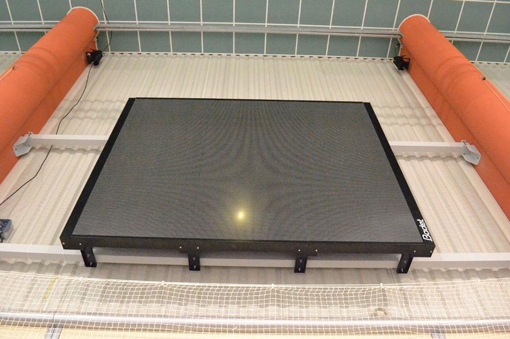 videoanzeige sportanzeigetafel glisseo cholet 2