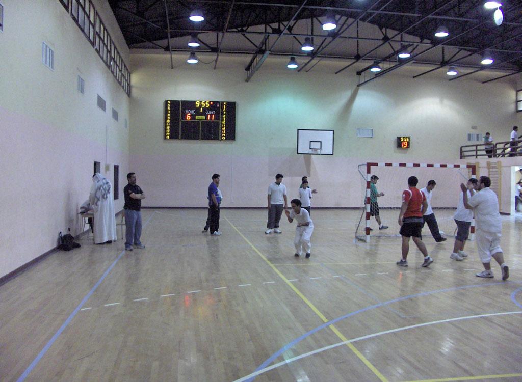 sportanzeigetafel bildungsministerium kuwait 1