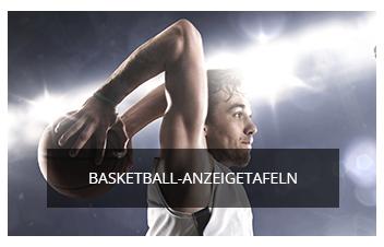 Basketball-Anzeigetafel