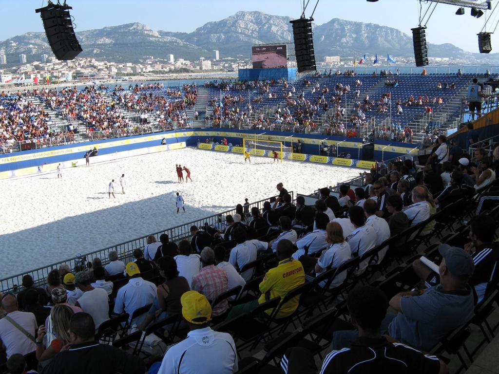 sportanzeigetafel beachsoccer weltmeisterschaft 2