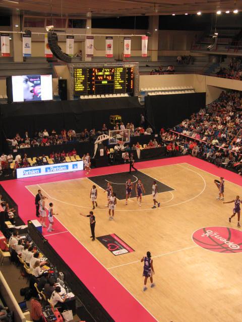 basketball anzeigetafeln open lfb paris 3