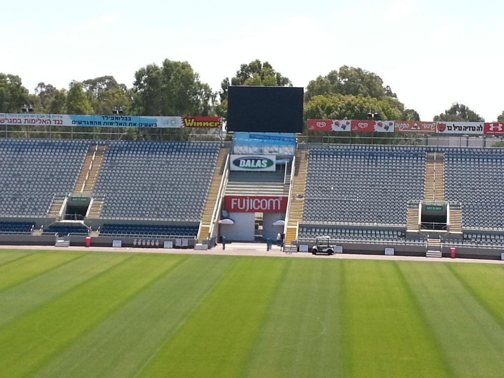 softwarepaket stadion bloomfield israel 1