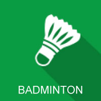 icone badminton