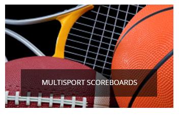 Multisport-scoreboard