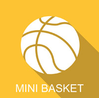 icon mini basket