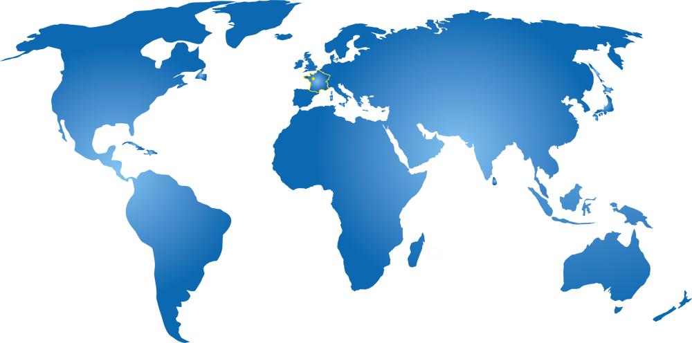 Carte Monde Bodet Sport
