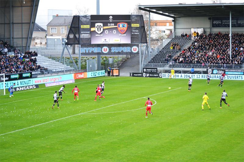 Estadio Jean Bouin de Angers