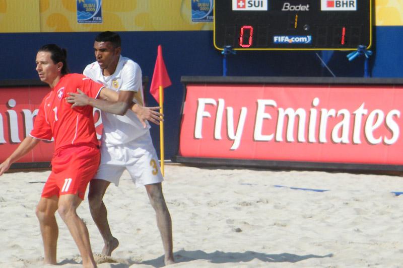 Copa Mundial de 2009 en Dubai - Fútbol-playa
