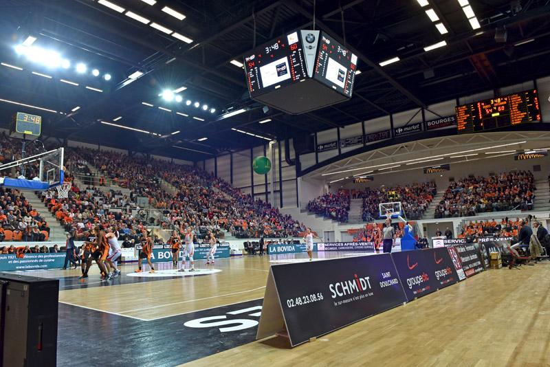 Palais des Sports de Bourges