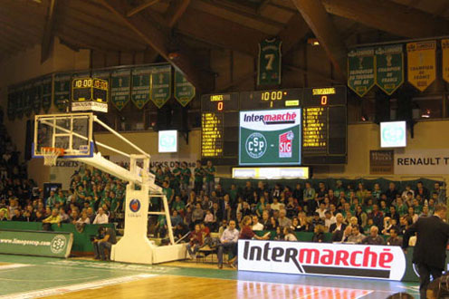 Parque Deportivo de Beaublanc - Limoges