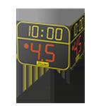 Tablero de posesión 24 segundos BT6008