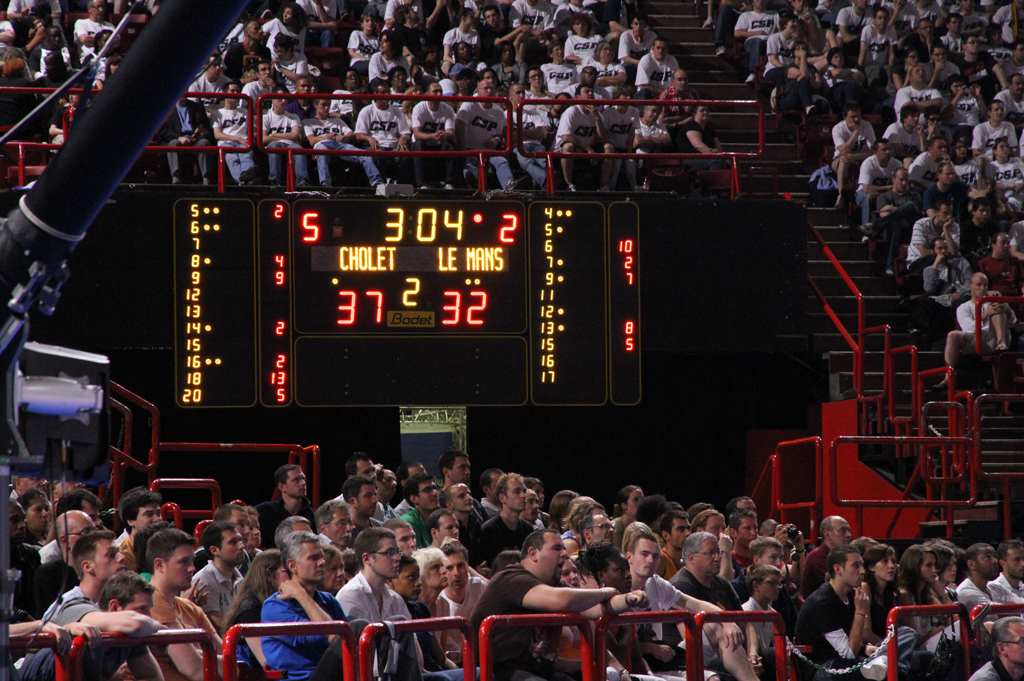 Bodet Marcadores de Baloncesto - Finlandia - Eurobasket 2017