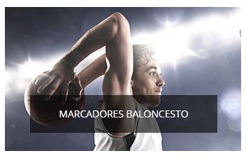 Marcadores Baloncesto
