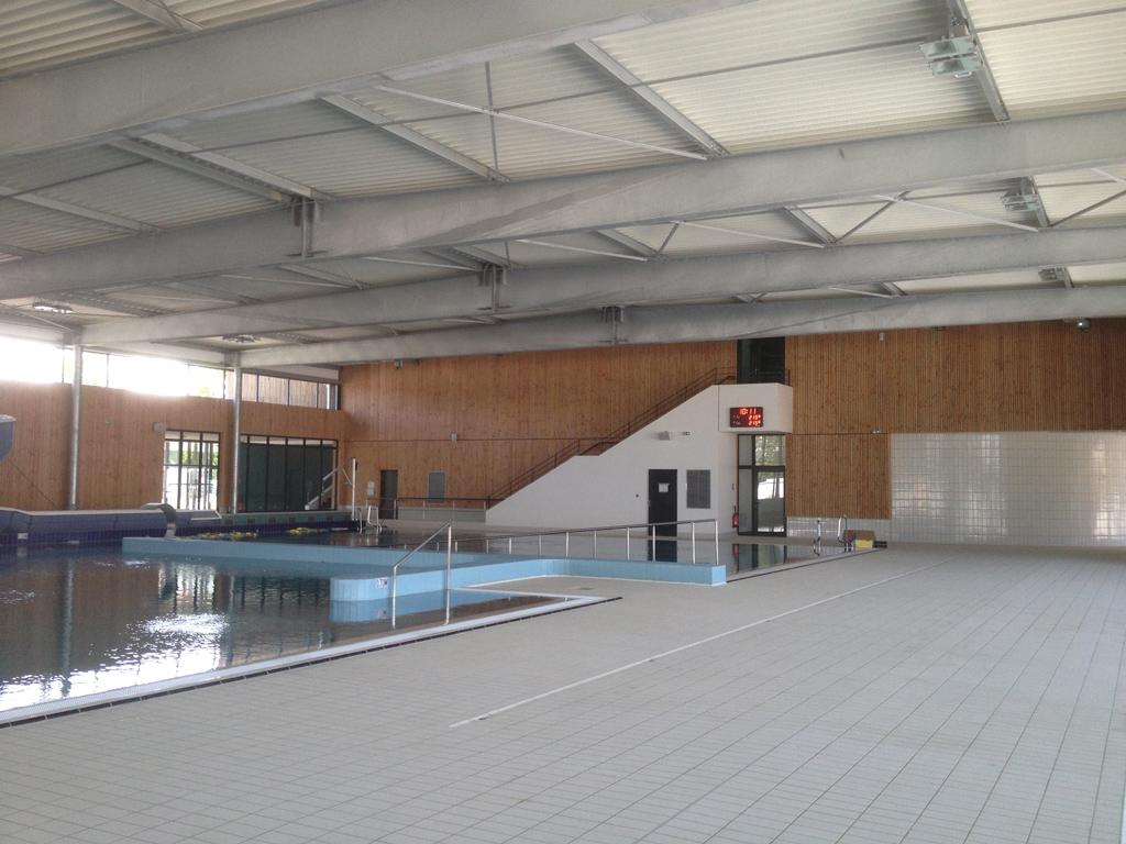 Bodet - Marcadores de waterpolo de la piscina Aquanatation, Montauban-1