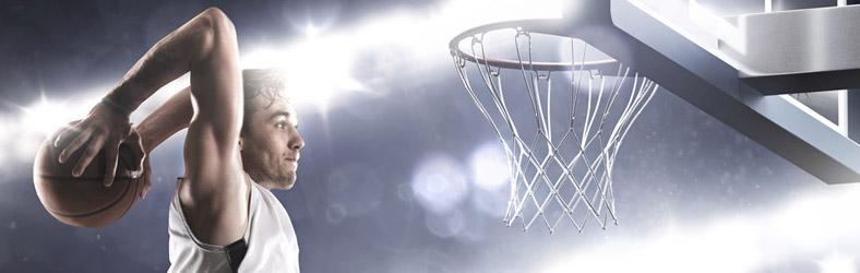 affichage sportif basket