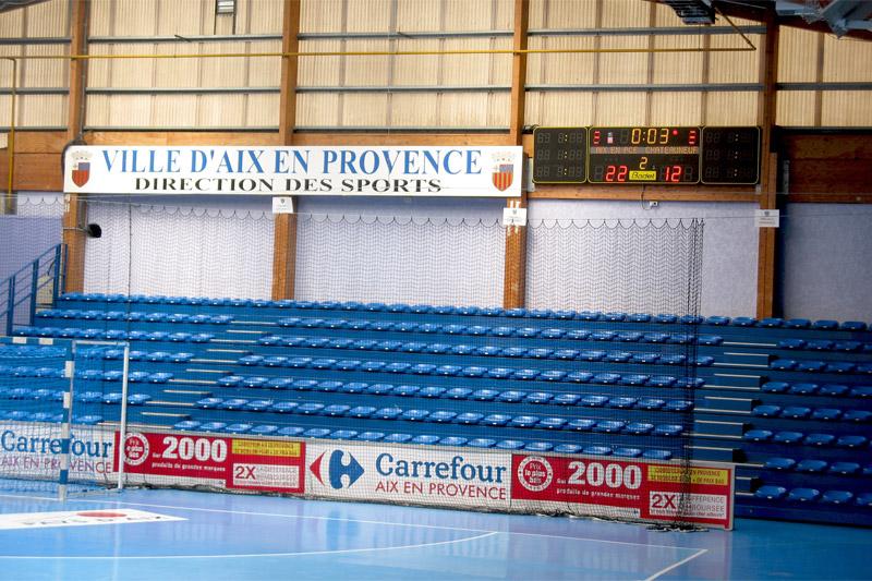 BT6325 Salle Val Arc Aix en Provence