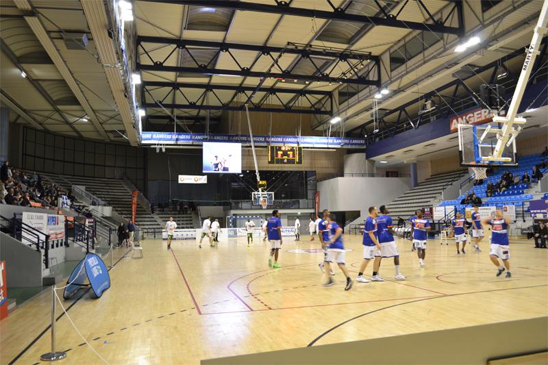 Affichage sportif tableau de scores basketball for Piscine orchies