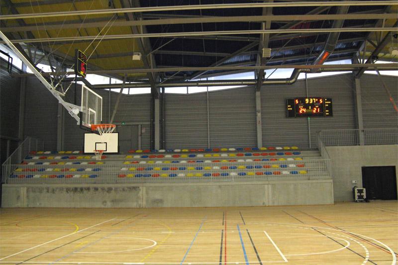 Lisieux salle omnisports BT6325