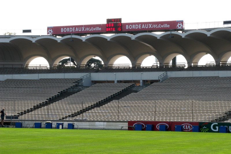 bordeaux stade chaban delmas BT2045 alpha