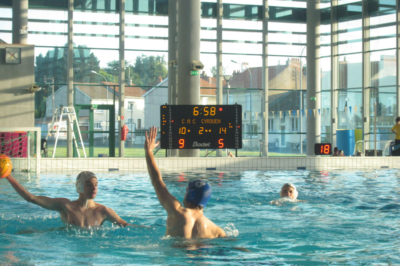 cholet glisseo waterpolo
