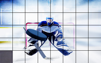 Hockey videoLed