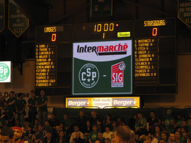 led display energize your sporting events