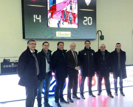 Visite FFBB Bodet Sport