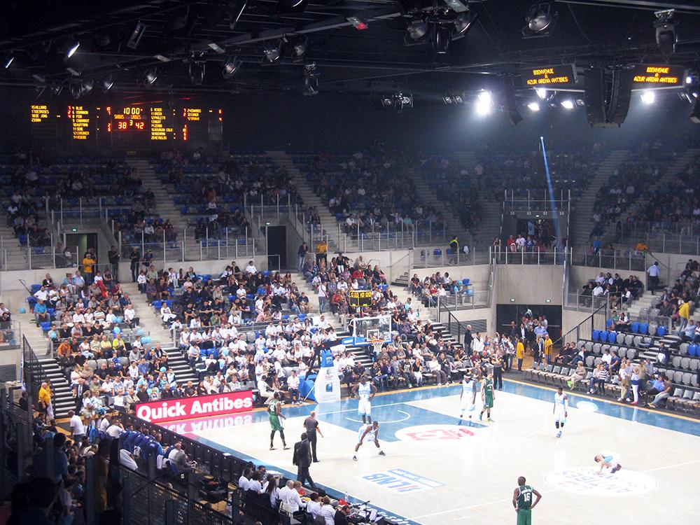 Antibes Azur Arena BT6730