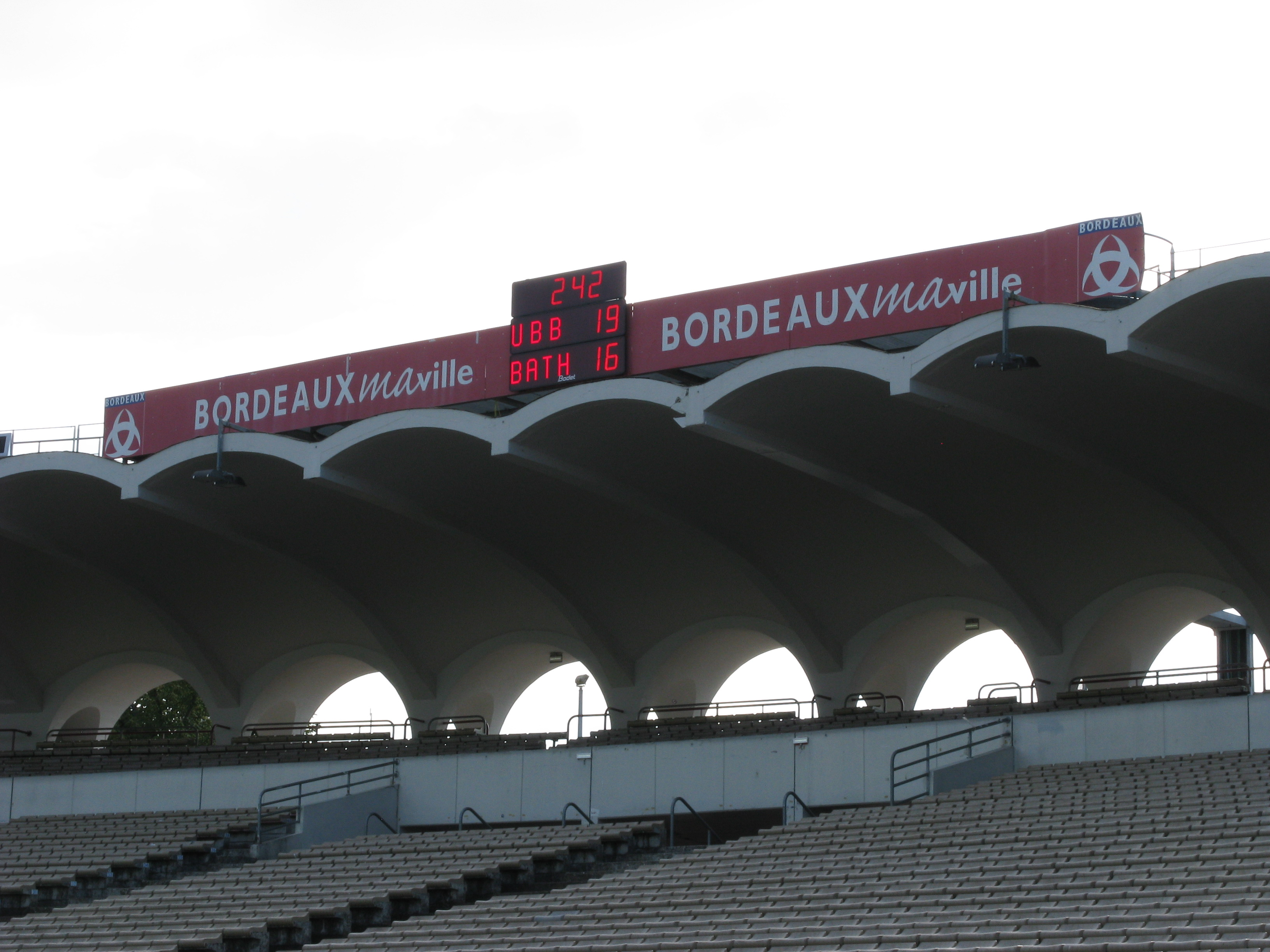 Bordeaux Stade Chaban Delmas BT2045Alpha 2