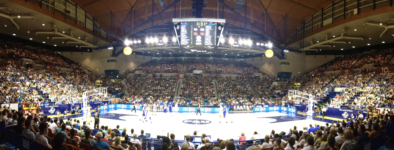 Pau Palais des sports Cube 2