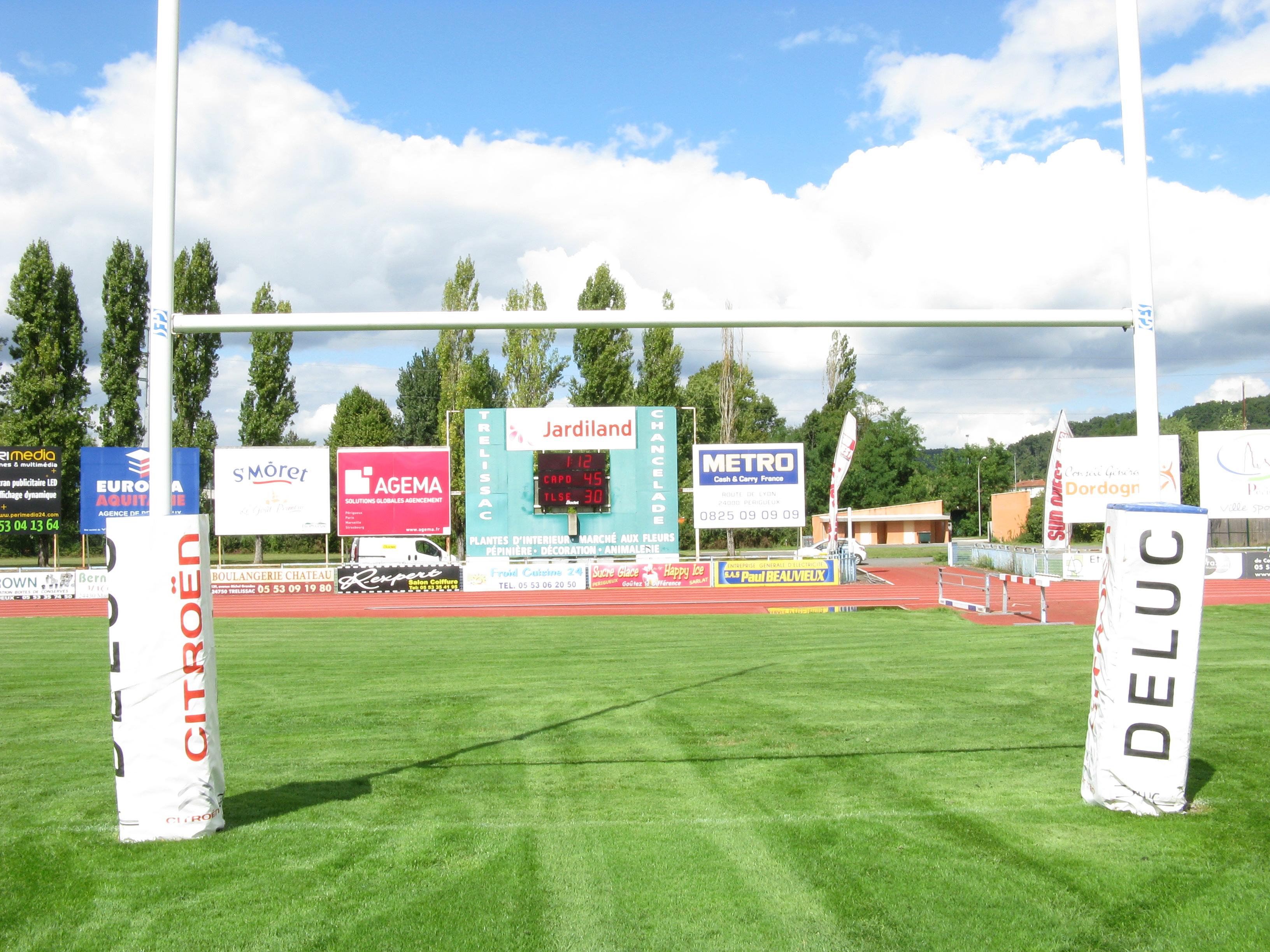 Perigueux Stade BT2045Alpha 2
