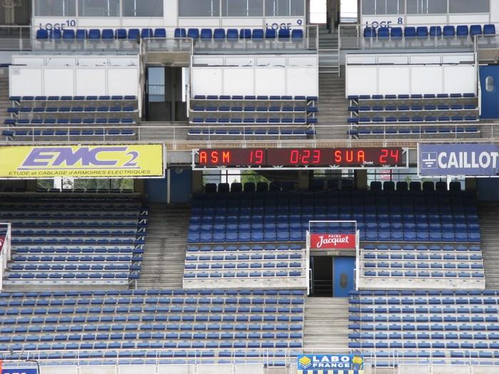 Stade marcel michelin ASM RUGBY BT2045 ALPHA