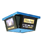 cube video led bodet
