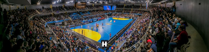 cube video led mondial handball metz