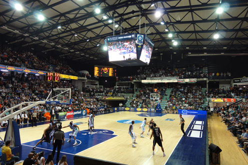 Mons Arena - Belgique