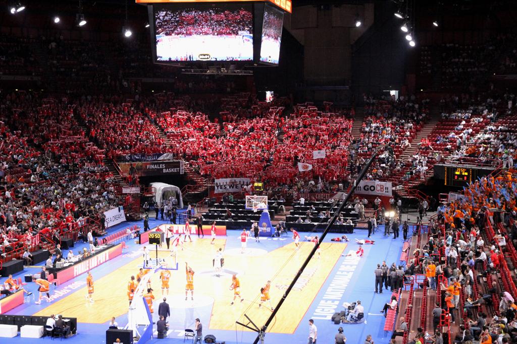 Bodet Eurobasket 2017 Cluj-Napoca Roumania