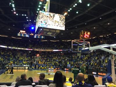 Bodet Eurobasket 2017 Tel Aviv Israel