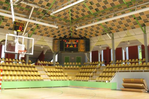 Salle de Kercado - Vannes