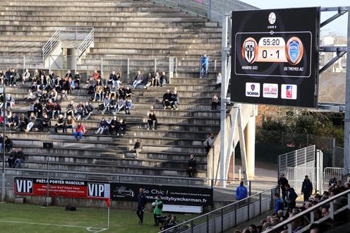 SCO - Stade Jean Bouin – Angers