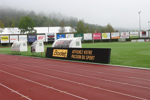 Stade Firmin Daudou - Trélissac