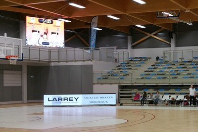 solution-affichage-sportif-LED-salle-villenave-ornon-gymnase-2