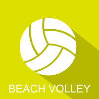 icone beach volley