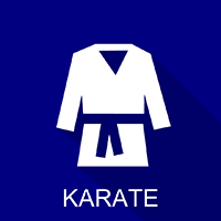 icone karate