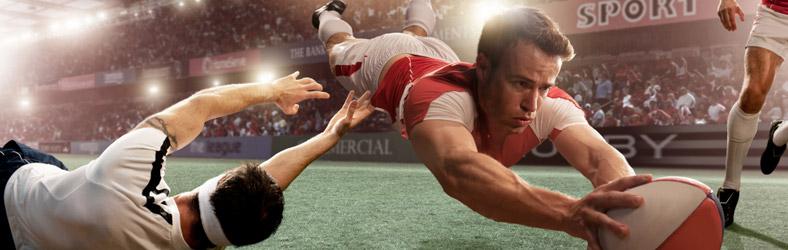 Marcadores para rugby