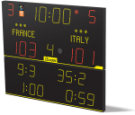 Bodet - Volleyball Scoreboard - 8T225 Alpha