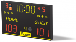 Bodet - Multisport Scoreboard BT6015 - Home Guest stickers 8015